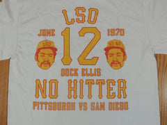 Dock Ellis Trippsburgh Lsd No Hitter - Back