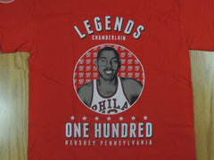 Legends Wilt Chamberlain 100 Shirt