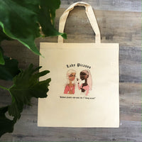 Save the F*cking Ocean- Tote Bag