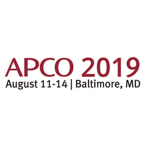 2019 APCO Online Streaming