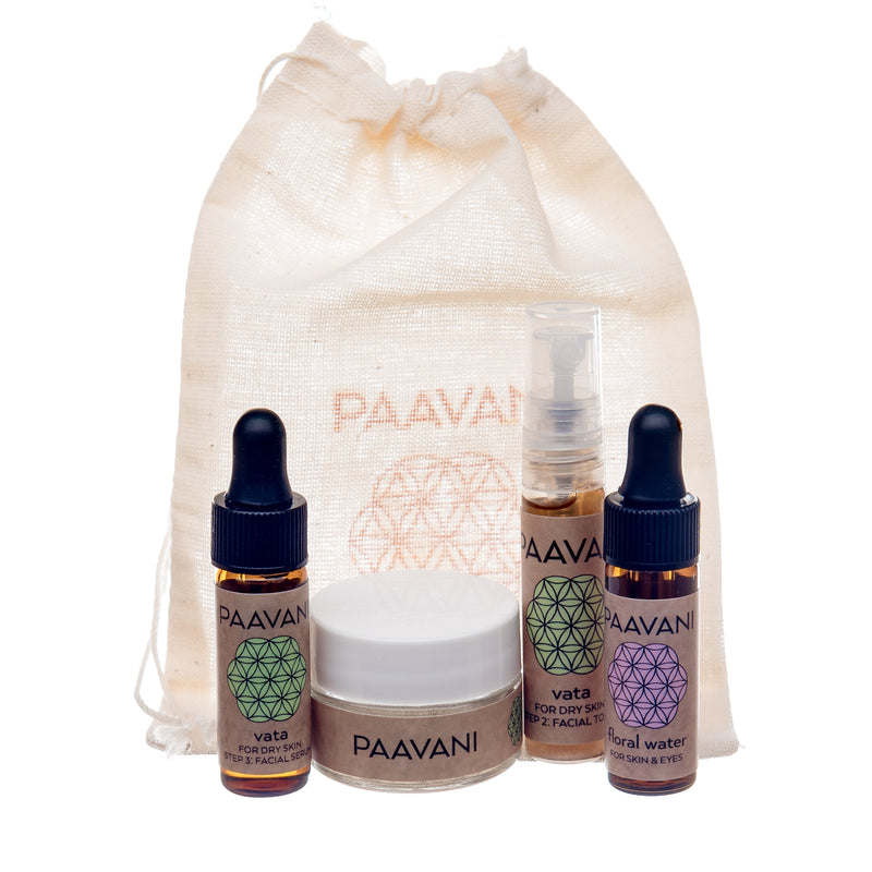 The Vata Skincare Ritual