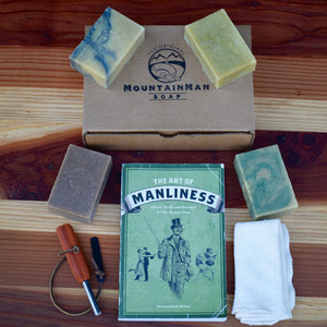 Rugged Man Gift Pack - FREE SHIPPING