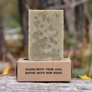 Mountain Man Soap, Soap for Men, Beard Soap, Gold Rush Earth Scent