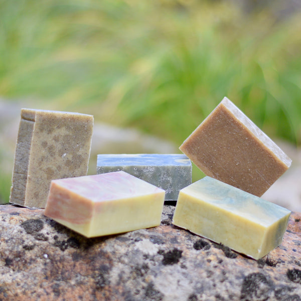 Mountain Man Soap, Soap for Men, Beard Soap