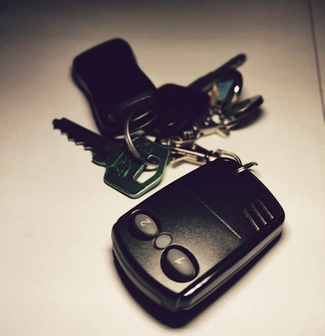 remote on keyring