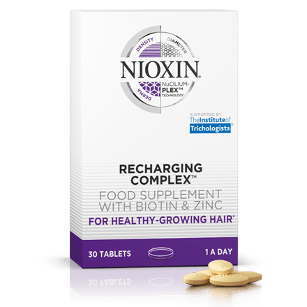 Nioxin Recharging Complex Supplements