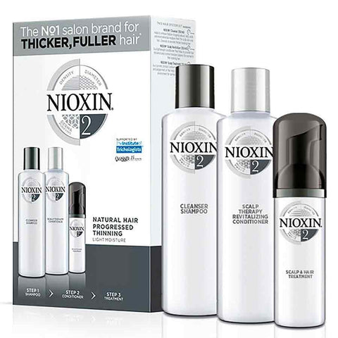Nioxin - System 2 Natural Hair Progressed Thinning
