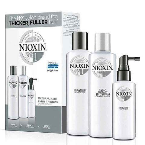 Nioxin - System 1 Natural Hair Light Thinning