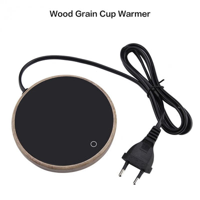 Wood Grain Coffee Cup Warmer