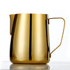 Golden Milk Pitcher