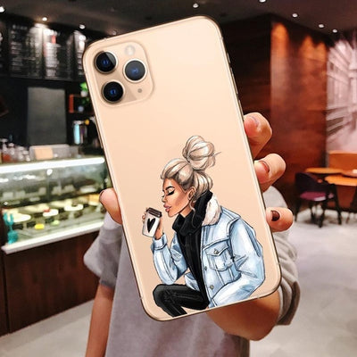 Coffee Lover's Phone Case