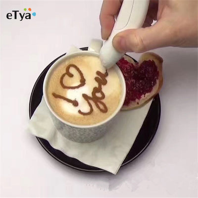 Electric Latte Art Pen