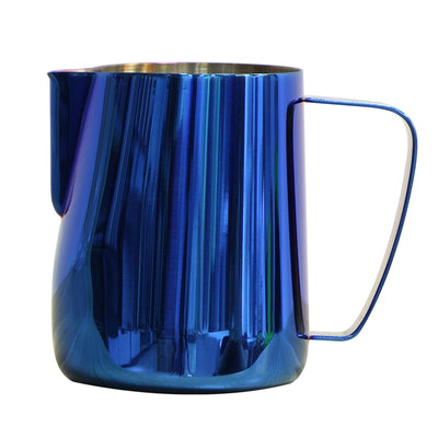 Titanium Blue Milk Pitcher