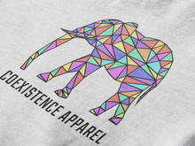 Load image into Gallery viewer, The Rainbow Elephant Tee