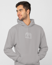 Load image into Gallery viewer, White Elephant Unisex Hoodie