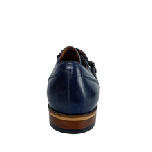 Load image into Gallery viewer, Lacuzzo - Monk Strap - Blue