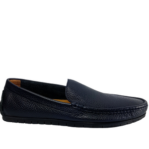 Lacuzzo - Driving Loafer - Blue