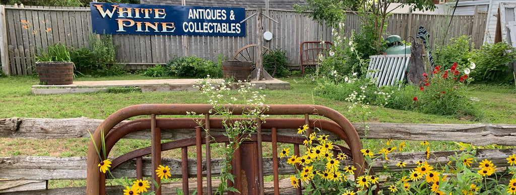 White Pine Antiques in North Kawartha