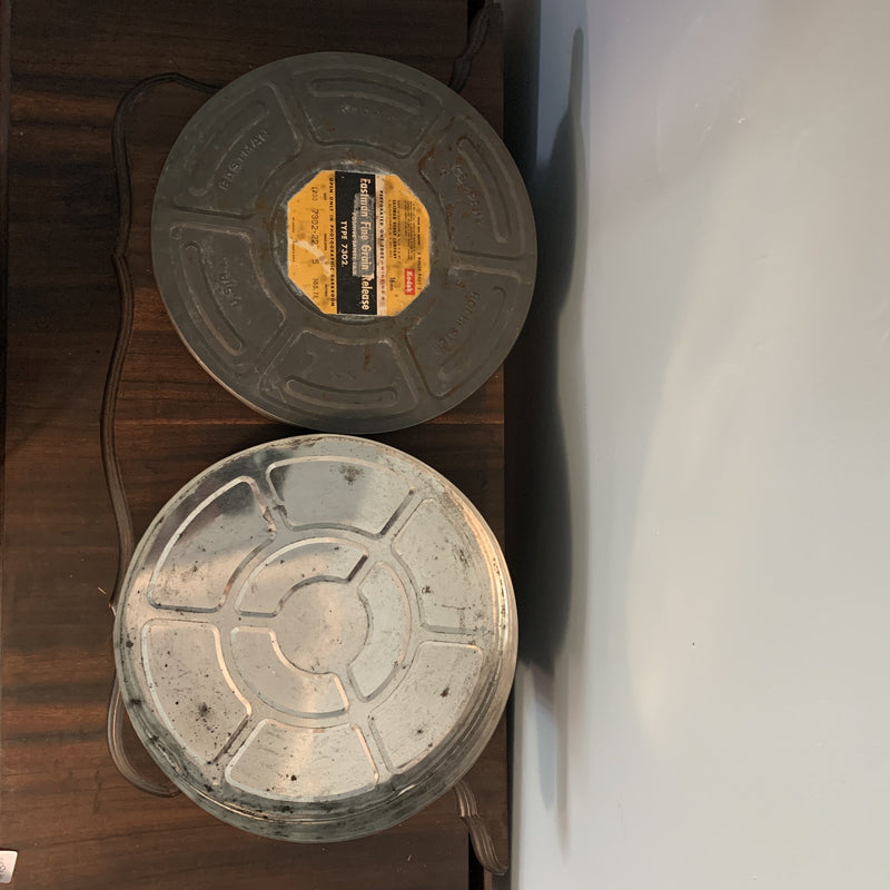 Film Reel Canisters