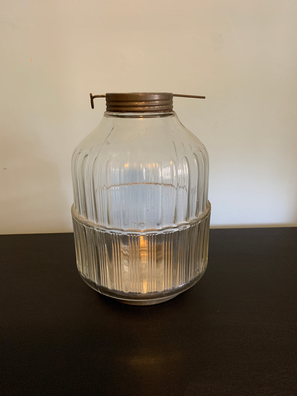 Hoosier Cabinet Sugar Jar