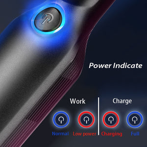 Powerful Rechargeable Vacuum Cleaner (AUNZ)