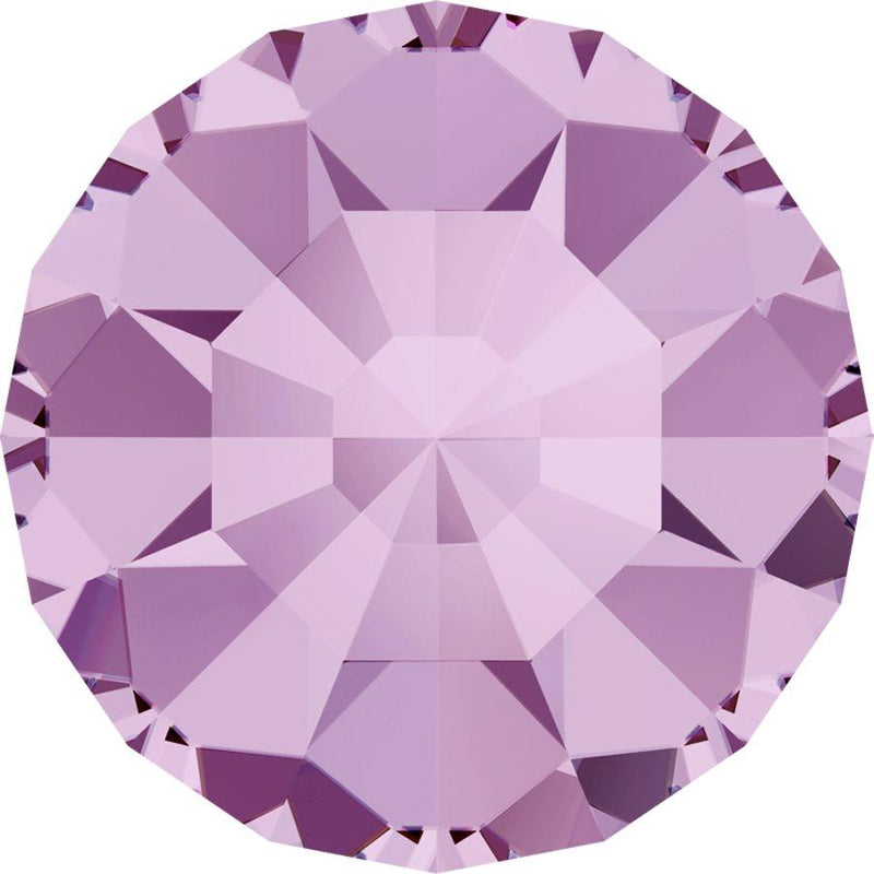 SWAROVSKI Xero Pointed Back 1100 Light Amethyst