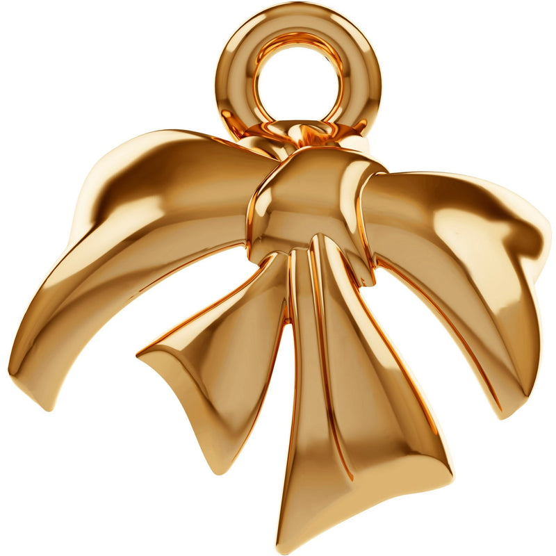 SWAROVSKI 58M001 Metal Bow Brass Metal Finish