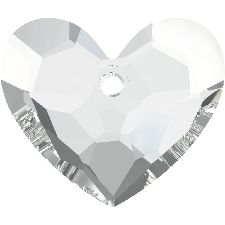 Swarovski 6264 Truly in Love Heart Pendant 28mm Crystal - Pack of 1