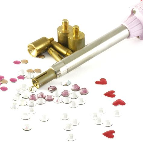 Kandi Kane Crystal Applicator Wand 4mm Flat Tip
