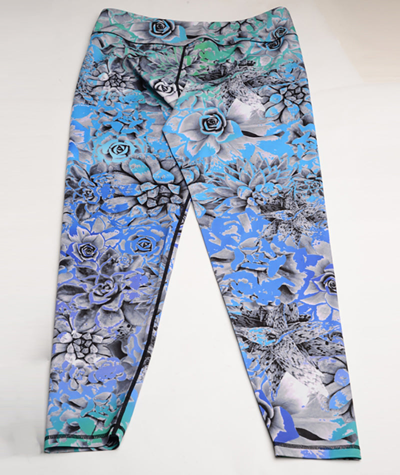 Custom Plus Size Yoga Leggings