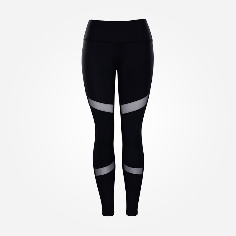 Custom Gym Leggings Mesh