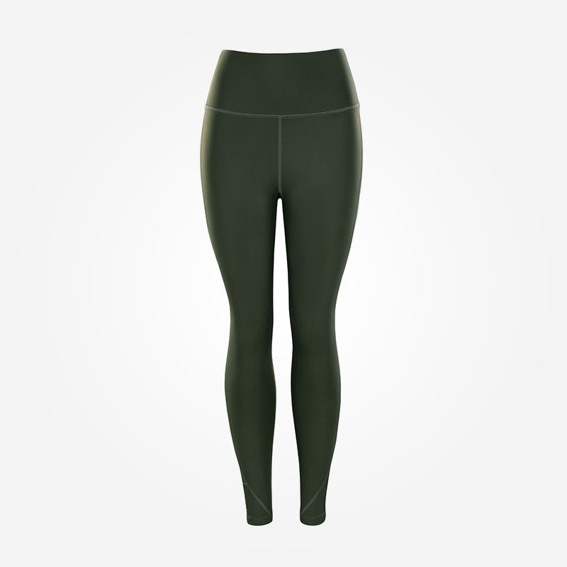 Custom Athletic Leggings High Rise