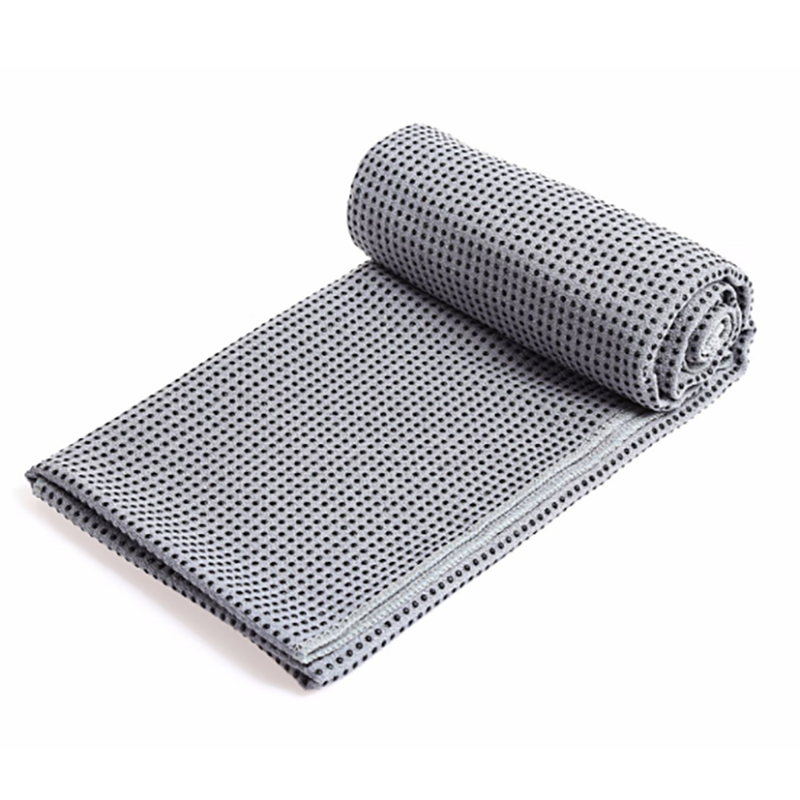 yoga movement grippy towel