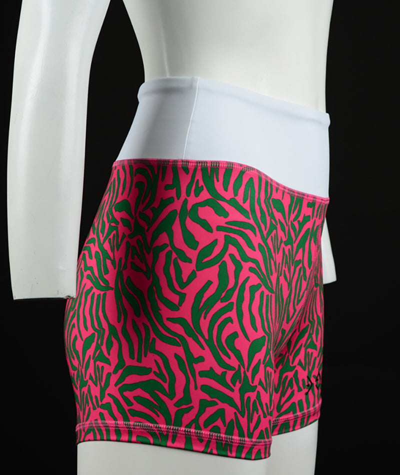 Custom Yoga shorts