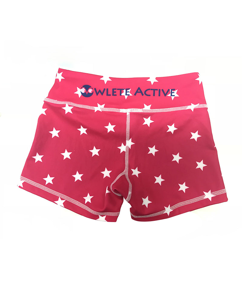 Custom Kids Yoga Shorts