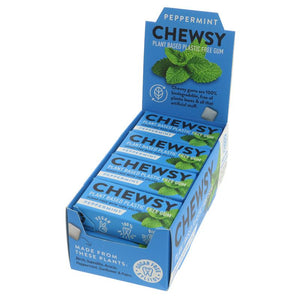 Chewing gum - plant based