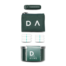 Load image into Gallery viewer, Dame reusable tampon - starter tin