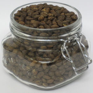 Coffee beans - decaffeinated