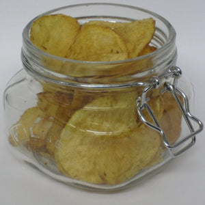 Crisps - sea salted