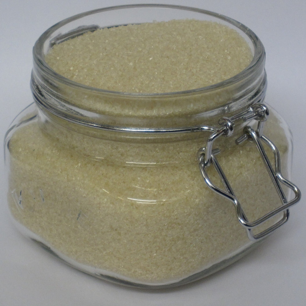Sugar - golden granulated fairtrade