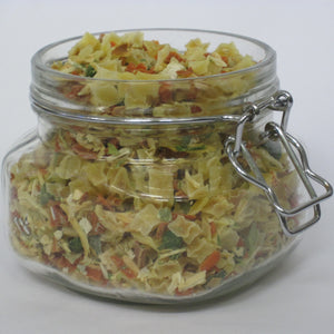 Mixed vegetables - dried