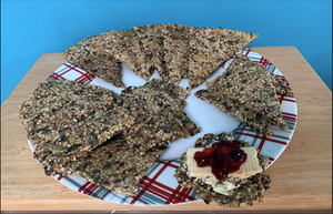 Oatcakes - 5 seeded baking bag