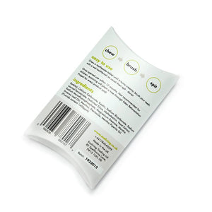 Toothpaste tablets - refill pack