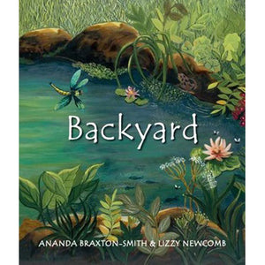 Backyard by Ananda Braxton-Smith
