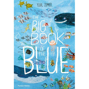 The Big Book of Blue by Yuval Zommer