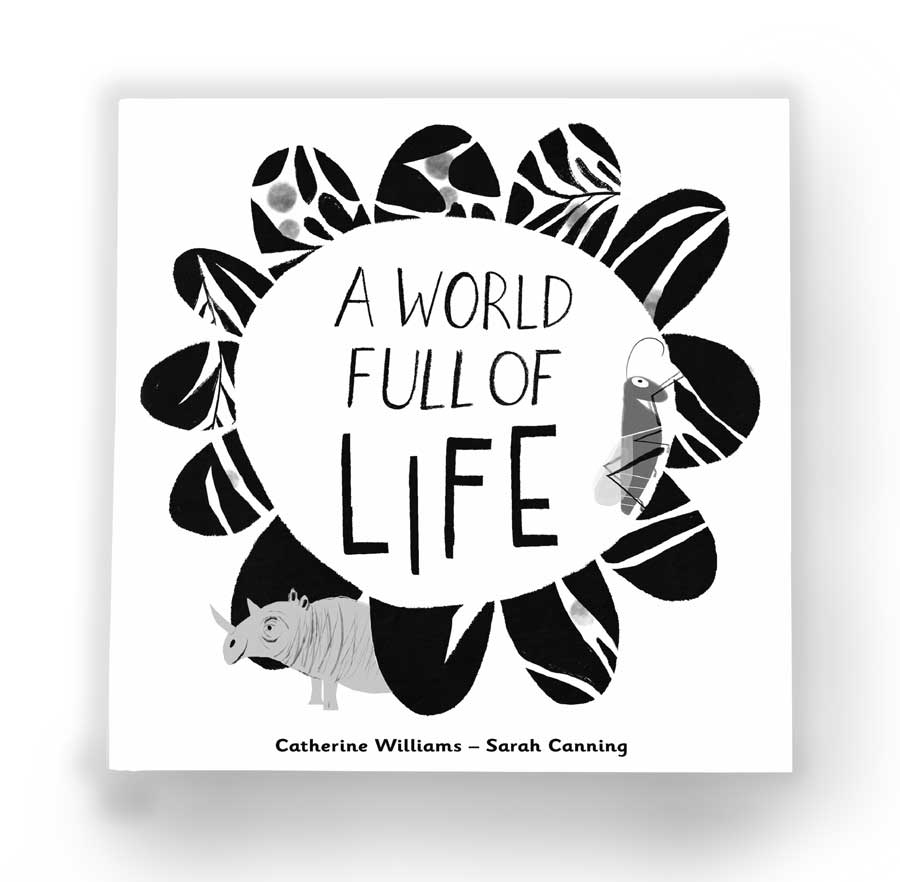 A world full of life
