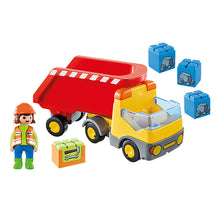 Load image into Gallery viewer, Playmobil 123 | Dump Truck