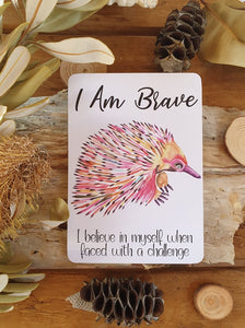 Australiana Positive Affirmation Cards for Kids