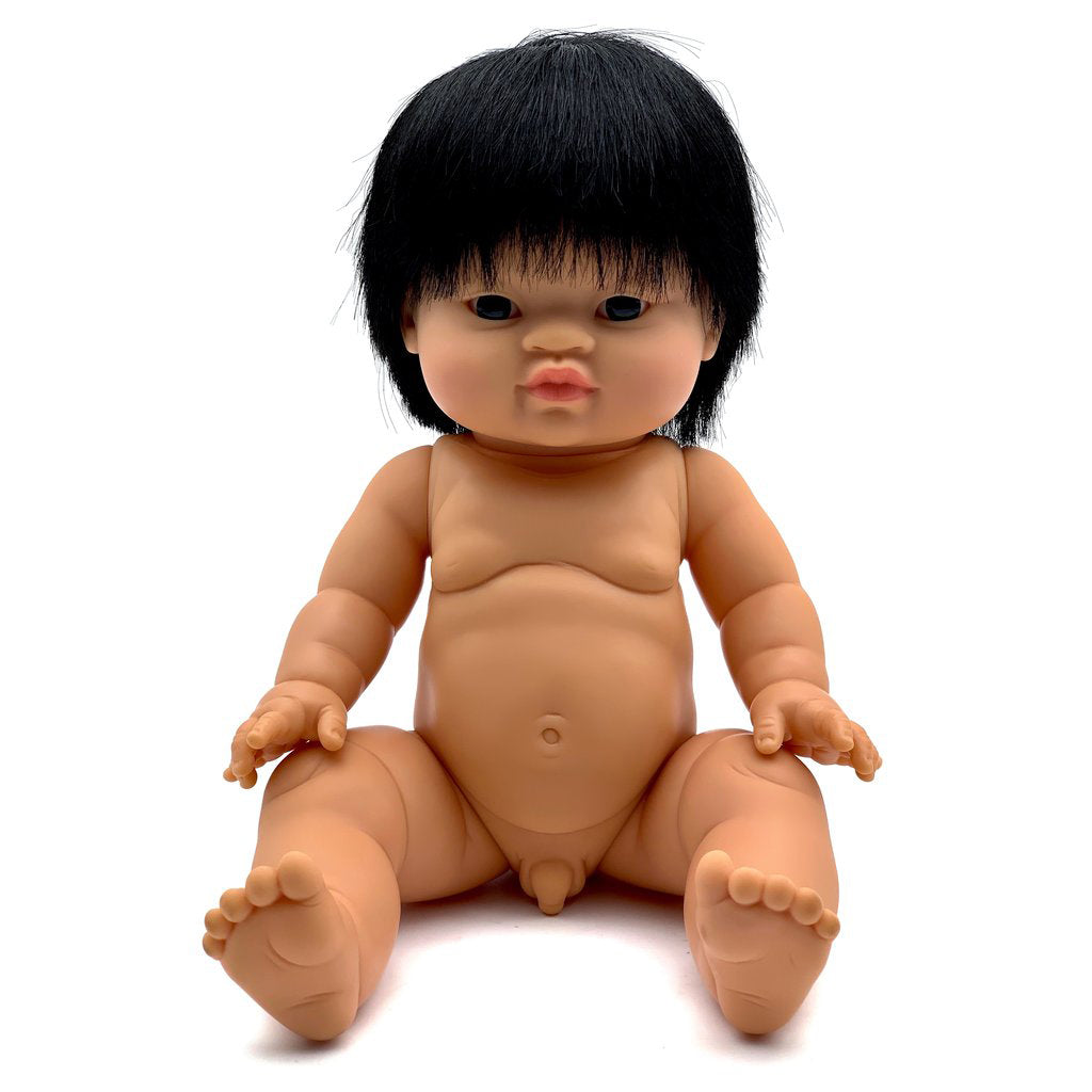 Ken - Paola Reina Gordis Asian Boy Doll