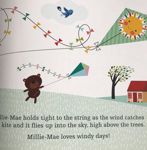 Millie-Mae Loves to Play by Natalie Marshall